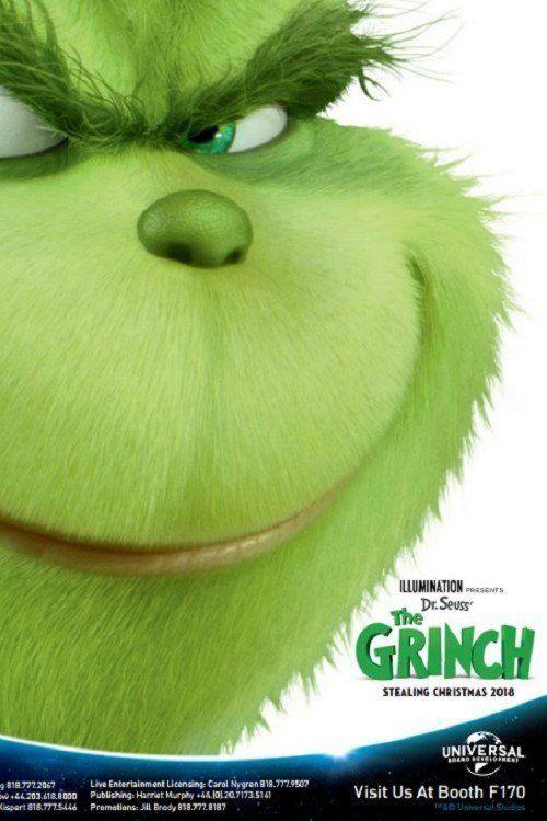 Watch Dr. Seuss' How the Grinch Stole Christmas! 2018 full Movie ...