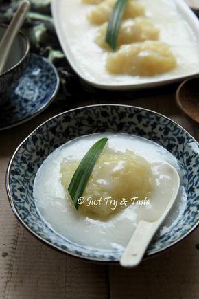 Resep Singkong Thai Jtt Resep Masakan Thai Masakan Thailand Makanan Dan Minuman