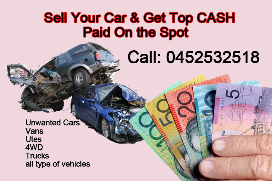 Get The Top Cash For Cars Brisbane Call 0411471196 at We Buy ...