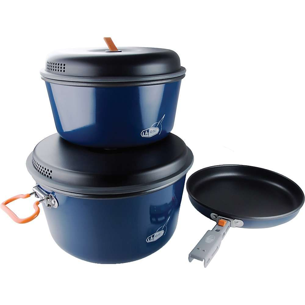 Gsi Outdoors Bugaboo Base Camper Cookset Cookware Set Pots Pans Sets Bugaboo