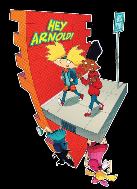 Heyarnold Nicktoons Nickelodeon Animation Cartoons Toons Fanart Posters Movies Hey Arnold Characters 2000s Cartoons Hey Arnold