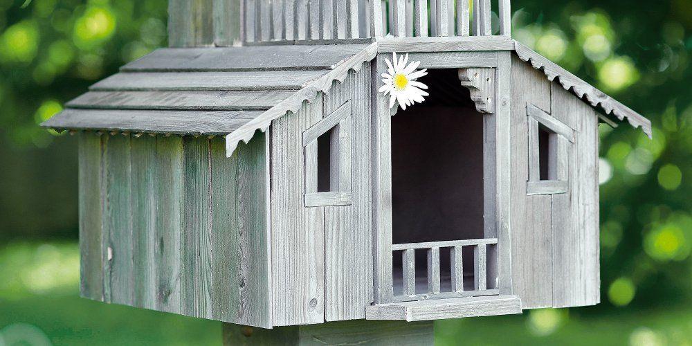 Diy Jardin Construire Une Cabane à Oiseaux Diy Jardin