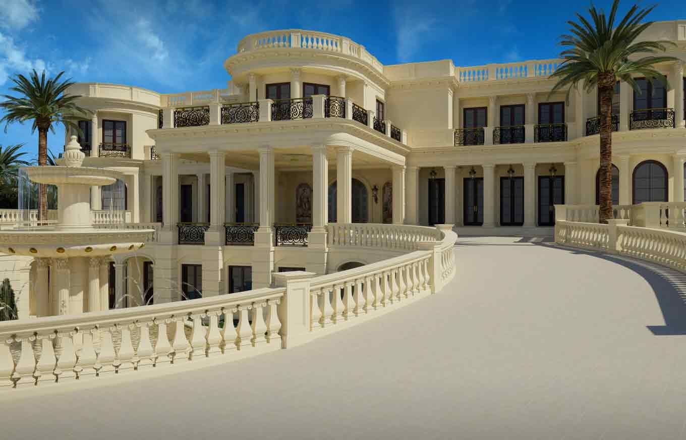 what's the difference between a $13.9m and a $139m house