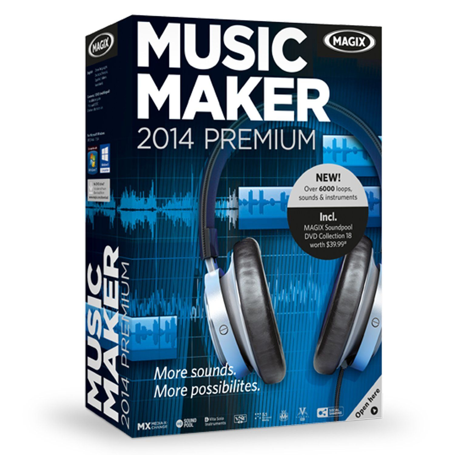 Magix music maker 2014 premium crack and serial number full magix music maker 2014 premium crack and serial number fandeluxe Image collections