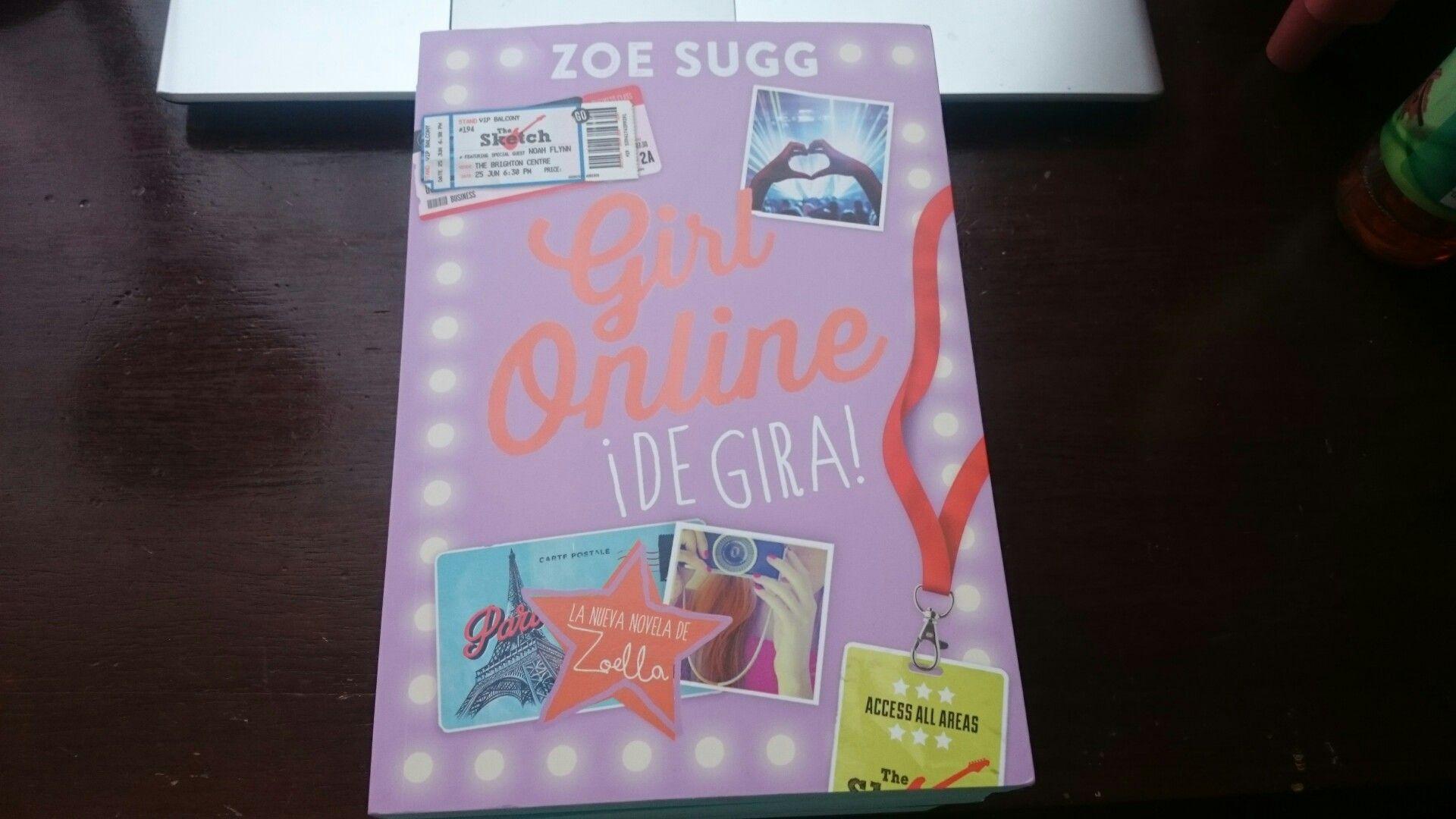 Girl Online De Gira Escrito Por Zoe Sugg Escrito
