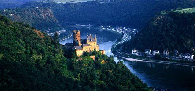 Germany's Rhine Valley