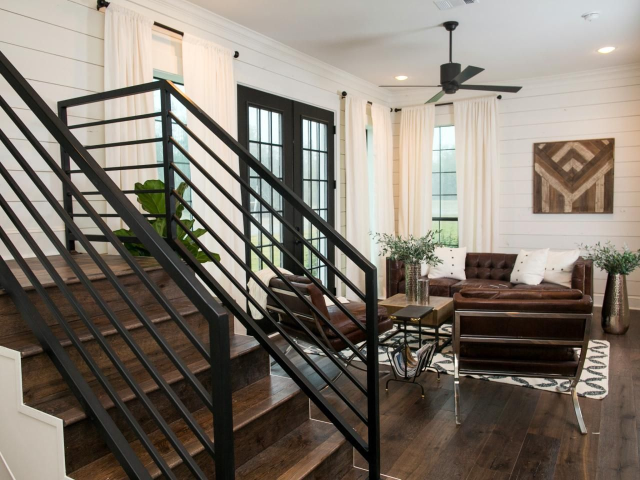 interior stair railing designs ideas and decors most.htm 5 things every  fixer upper  inspired farmhouse bathroom needs  5 things every  fixer upper  inspired