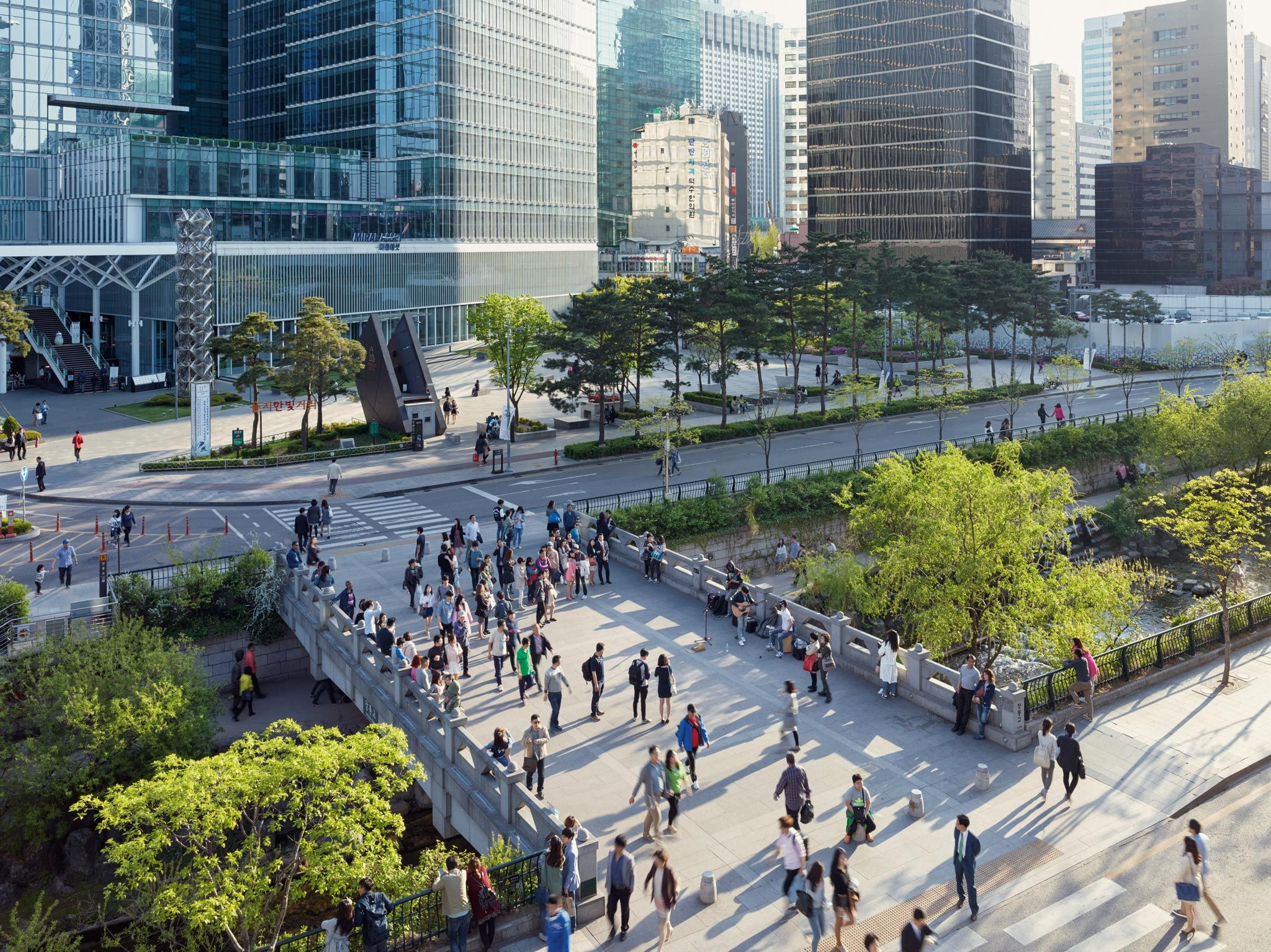 How Urban Parks Are Bringing Nature Close to Home Urban