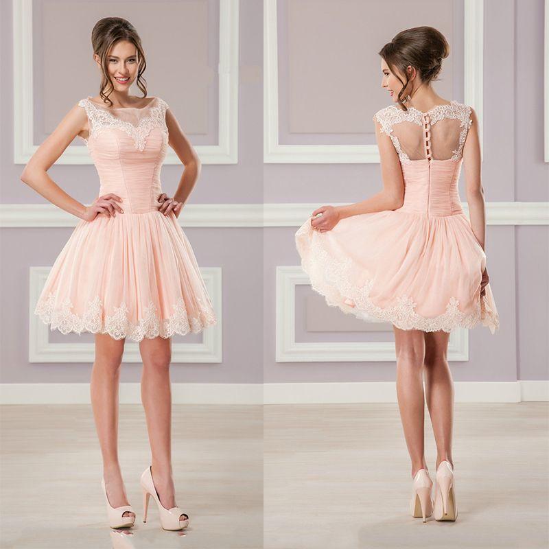Розовые короткие платья новые коллекции на Wikimax Ru