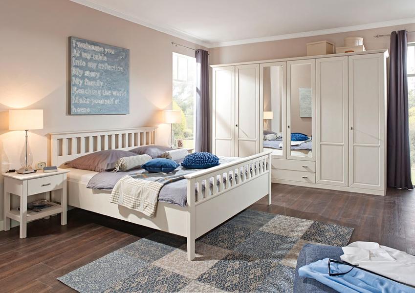 Schlafzimmermöbel Massivholz ~ Ein schlaftraum aus massivholz. mit loddenkemper zieht gemütlichkeit