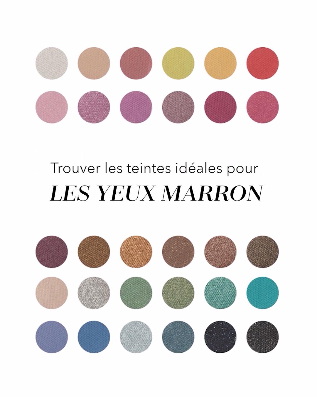 idéales Les marron must have beauty products drugstore