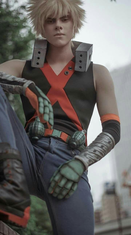 Bakugo katsuki cosplay outfits cosplay