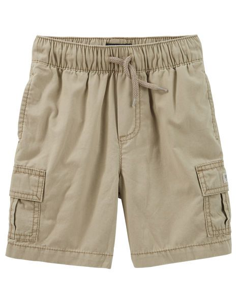 Toddler Boy Pull-On Cargo Shorts from OshKosh B'gosh. Shop clothing & accessories from a trusted name in kids, toddlers, and baby clothes.