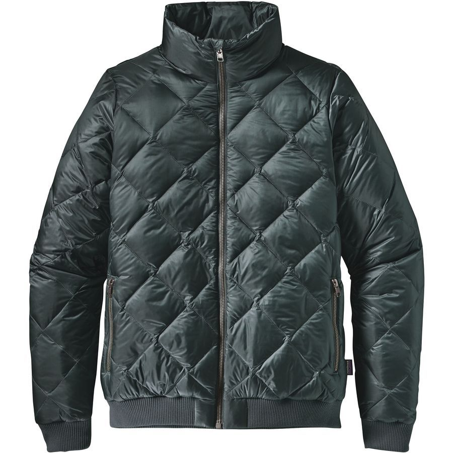 Patagonia Prow Bomber Down Jacket Women S Up To 70 Off Steep And Cheap Insulated Jackets Insulated Jacket Women Black Bomber Jacket [ 900 x 900 Pixel ]