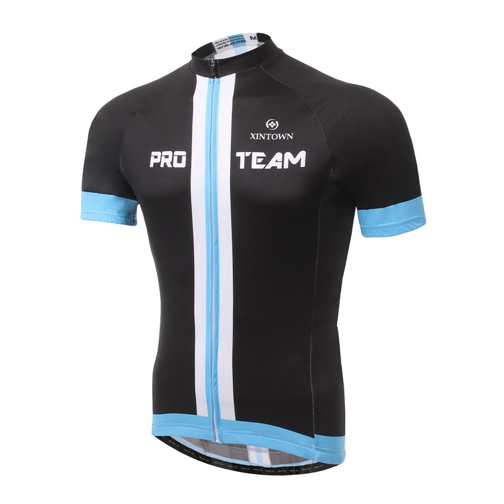 Team Leader Cycling Jersey Short Sleeve Summer Sports Clothing Bicycle  Riding Clothes Cyclingwear Ropa Ciclismo Mountain 847b09acf