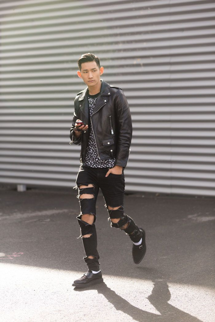 On The Street: PFW Day 5 - PARK HYEONGSEOP