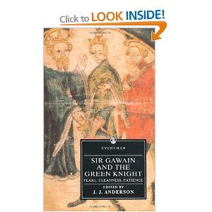 Sir gawain and the green knight essay topics