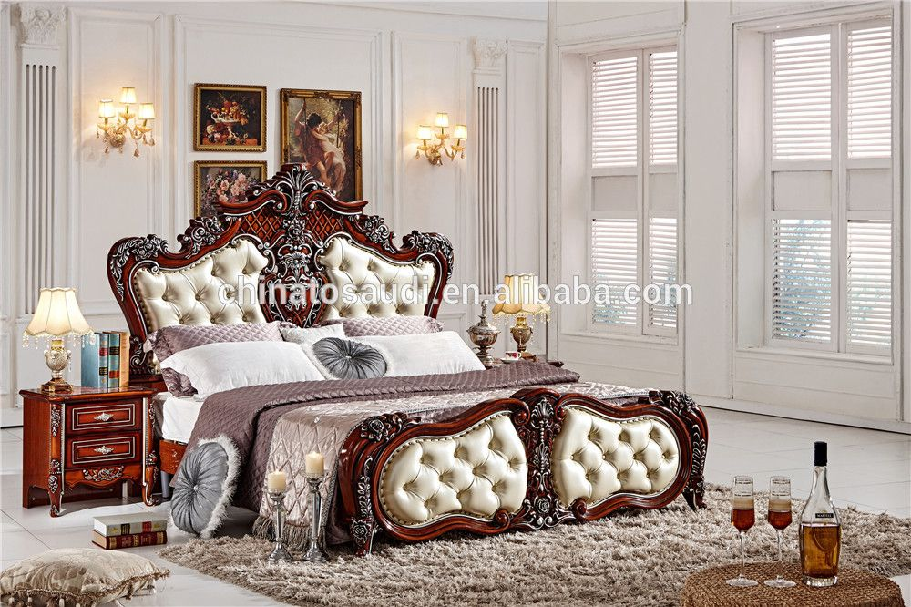 Ordinaire Luxurious King Bedroom Sets/italian Classic Bedroom Set
