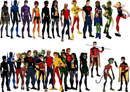 Young Justice Images Justice2 HD Wallpaper And Background Photos