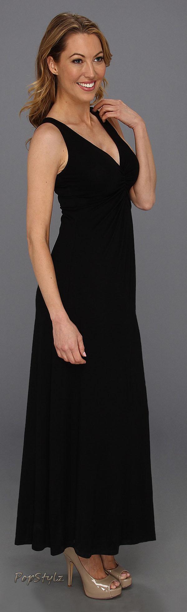 Karen Kane Sofia Maxi Dress Dresses Fashion Outfits Beautiful Maxi Dresses [ 1963 x 600 Pixel ]