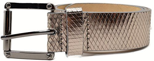 "#Vince #Camuto Womens Silver 41mm 1.5"" Diamond CUT #Belt Large #VinceCamuto http://www.amazon.com/dp/B00OEF9S0U/ref=cm_sw_r_pi_dp_T3Aoub0JNYM41"