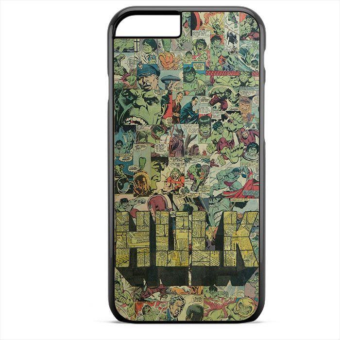 Hulk In Comic Pattern Art TATUM-5388 Apple Phonecase Cover For Iphone SE Case