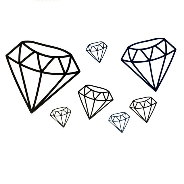 Diamante Dibujo Arquitectonico Buscar Con Google Tatuajes Temporales Diamante Dibujo Tatuajes Chiquitos