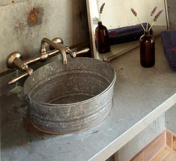 Galvanized Bucket Sink Galvanized Buckets Galvanized Bucket Sink Bucket Sink