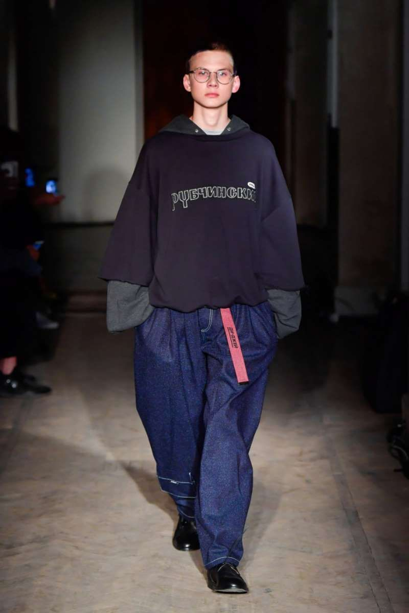 Gosha Rubchinskiy Spring-Summer 2018 - London Fashion Week Men's