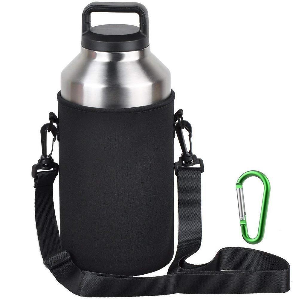 Water Bottle Sleeve Bag For 64oz Rambler Ozark Rtic Stainless Steel Tumbler Trav Eeekit Bottle Water Bottle Bottle Sleeves