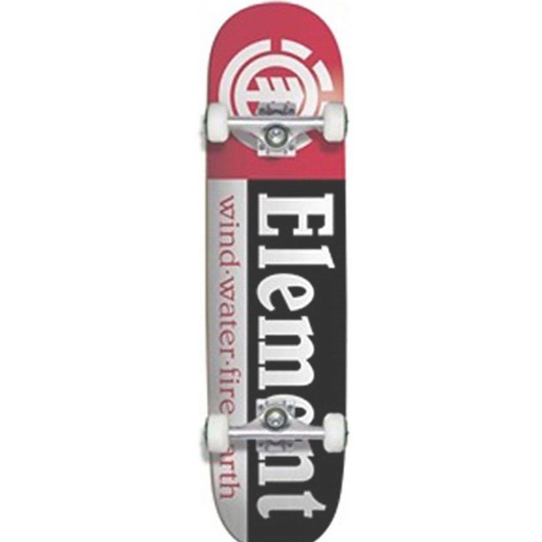 Element Section 7 75 Skateboard Complete 2019 7 75 Complete Skateboards Skateboard Element Skateboards