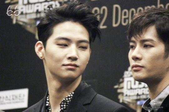 Jackson & JB GOT7