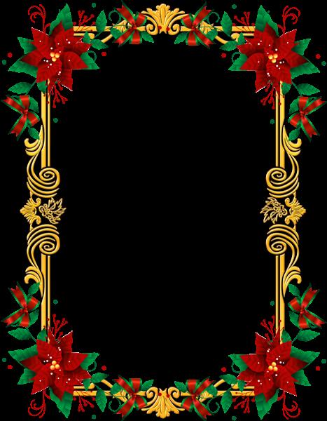 29+ Christmas border clipart transparent background ideas