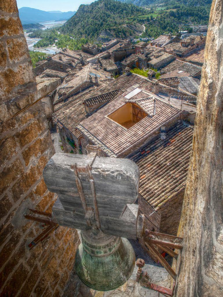 Panoramio Photo Of Santa Maria De Ainsa Paisajes De Espana Viajar Por Espana Huesca