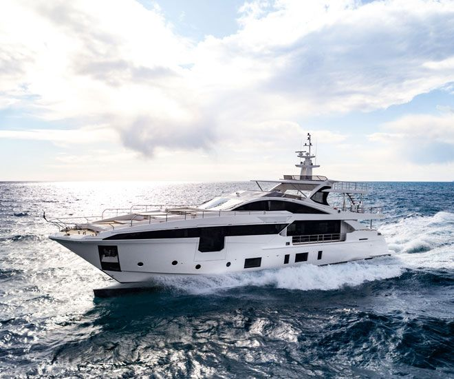 Azimut Benetti Group S 10th Yachting Gala At Yacht Club Costa