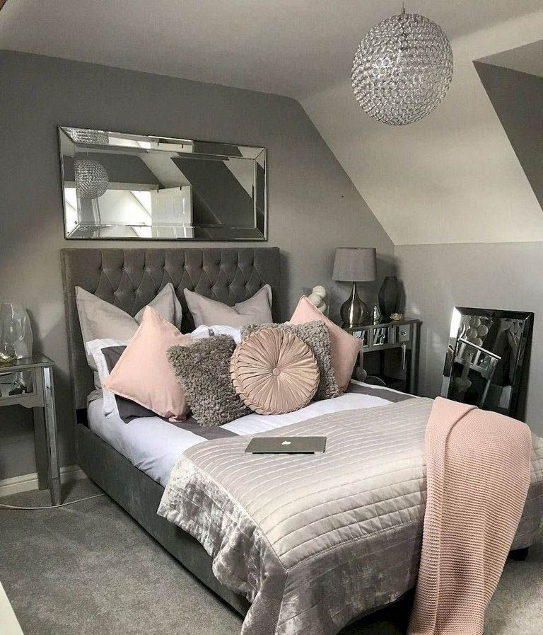 Minimalist Bedroom Ideas Perfect For Being On A Budget Woman Bedroom Stylish Master Bedrooms Pink Bedroom Design