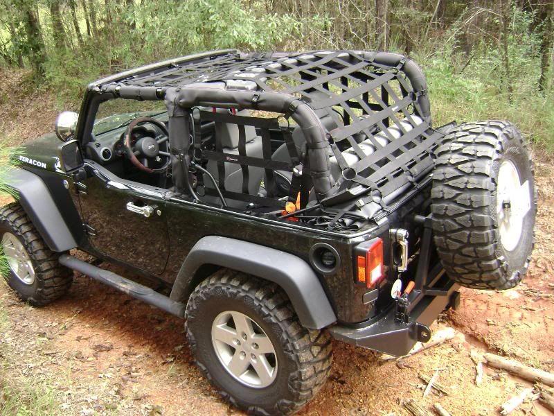 Safari Straps 2dr Extended Cage Warrior Edition Jeep Wrangler Jk
