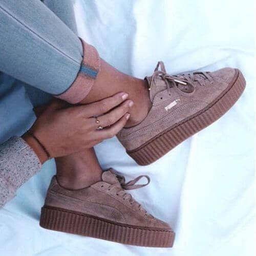 29 Gemütliche Schuhe Inspirationen Für Jeden Tag   Kleid mit