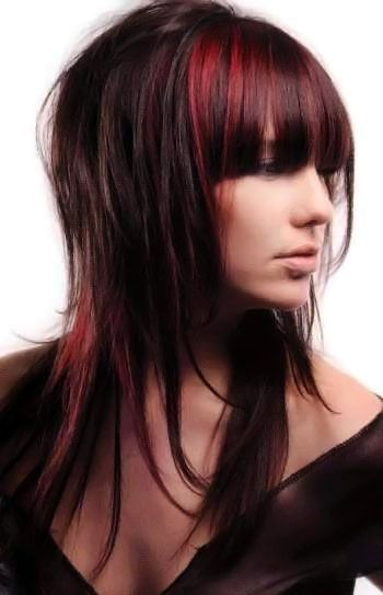 Medium Red Hairstyles Pictures 154 200 Haircut Fall 2015