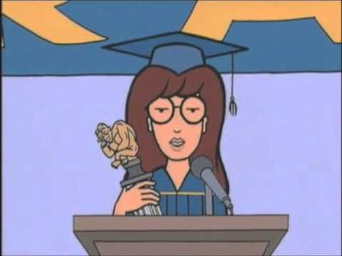 Dariau0027s Graduation Speech the boobtube on youtube Pinterest - graduation speech