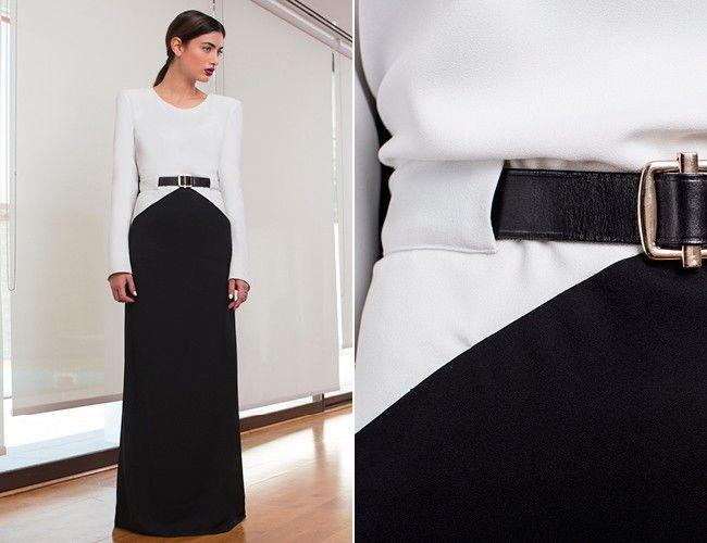 Stylish, Modern Abayas: Bouguessa | Style.com/Arabia | Hijabi ...