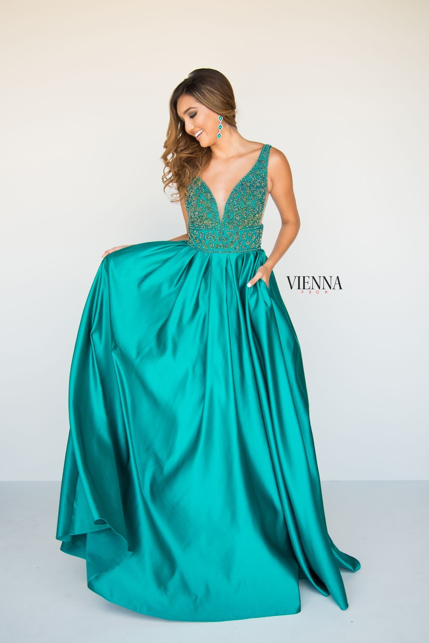 Vienna Prom 7802 Sds Couture Accessories Homecoming Dresses Formal Dresses Long Prom Dresses [ 2048 x 1365 Pixel ]