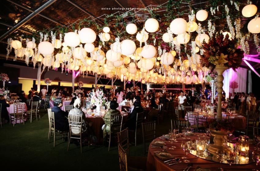 Paper lanterns wedding decorations uk wedding perfect decor decoration mariage champetre rustique mariageoriginal junglespirit Image collections