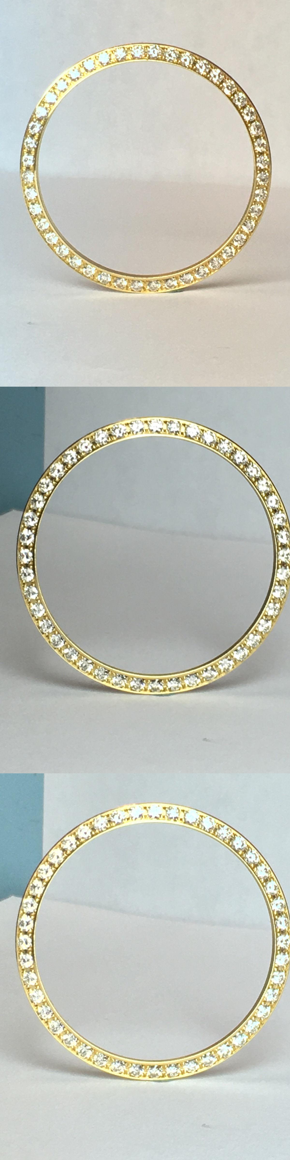 Bezels and inserts diamond watch bezel fit to men s rolex