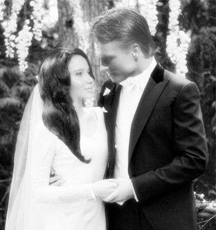 Peeta And Katniss Catching Fire Wedding