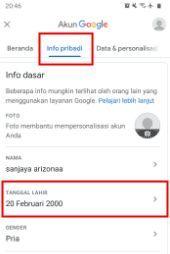 Cara Mengganti Tanggal Lahir Di Akun Google,cara ganti tanggal lahir di akun google,mengganti tanggal lahir di akun google,Cara Mengganti Tanggal Lahir Di Akun Google android,Cara Mengganti Tanggal Lahir Di Akun Google iphone,Cara Mengganti Tanggal Lahir Di Akun Google laptop,cara mengubah tanggal lahir di akun google