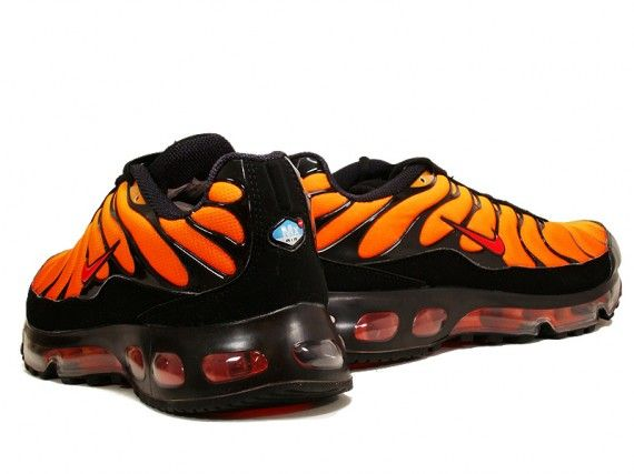 2017 Nike Air Max Plus Ultra TN Tuned 1 Hyper Blue Chamois Black