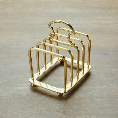 Home Decor Products - Tost Bread Stand Of Brass ...