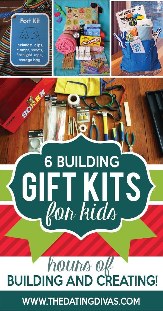 50 diy gift kits for kids easy gift and christmas gifts for Easy diy gifts for boys
