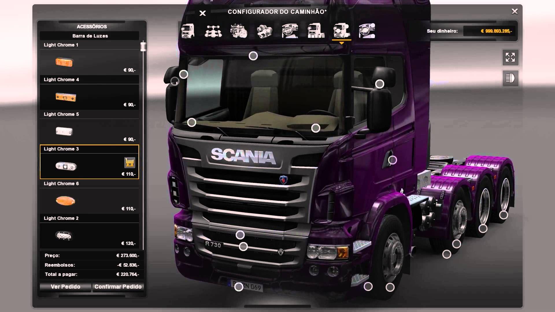 Euro Truck Simulator 2 - Mod Loja de acessórios Download (60